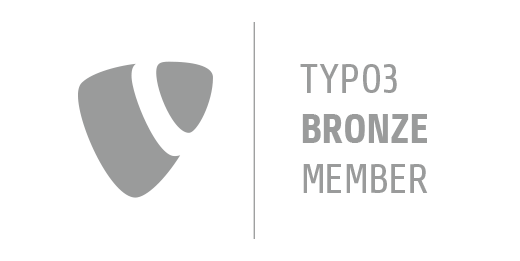 TYPO3 Association Bronze Mitglied
